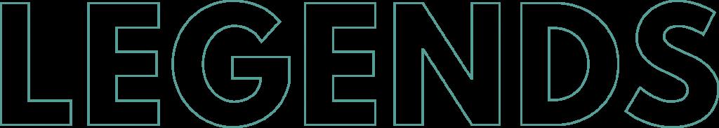 Legends22 logo tekst